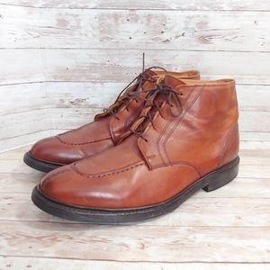"""Allen Edmonds """"Brewton"""" lace up boots"""